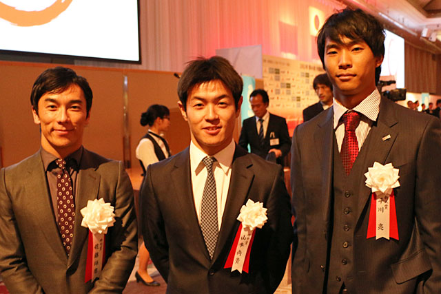 山本「もっともっと精進して結果を残したい」(1)