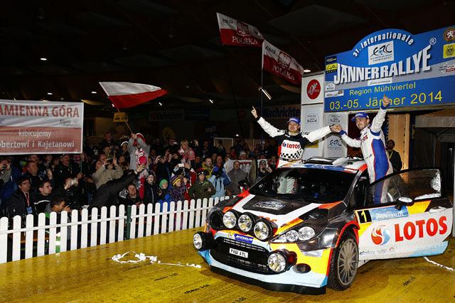 ERCヤンナー、クビカが逆転勝利(1)