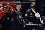 F1 | トロロッソ&クビアト、1周も走れず
