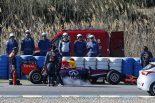 F1   F1ヘレステスト 3日目午前 タイム結果