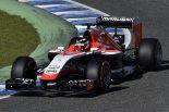 F1 | マルシャ、『MR03・フェラーリ』をヘレスで披露