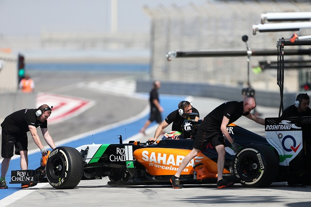 【2014 F1合同テスト】バーレーンテスト1回目第4日
