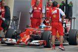 F1   アロンソ「距離は満足だがパフォーマンスは不足」