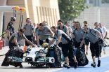 F1   ハミルトン「ベストの車でも乗り心地はよくない」