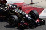 F1   マルドナド、ロータスの出火で全テスト終了