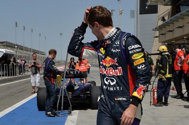 【2014 F1合同テスト】バーレーンテスト2回目第3日
