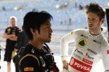 F1   グロージャン、「ロータスは時間切れ」と認める