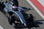 F1   マクラーレン、トラブルで新ウイングの評価できず