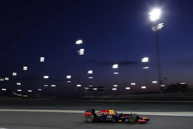 【2014 F1合同テスト】バーレーンテスト2回目第4日