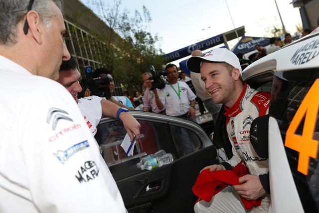 WRCメキシコ:デイ2「エンジンは昨年同様に格別」(2)