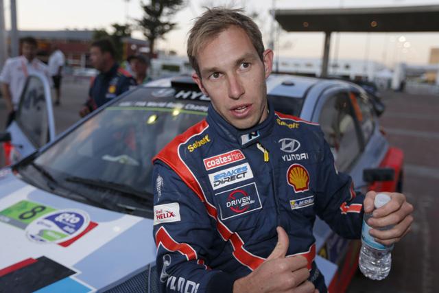 WRCメキシコ:デイ2「エンジンは昨年同様に格別」(4)