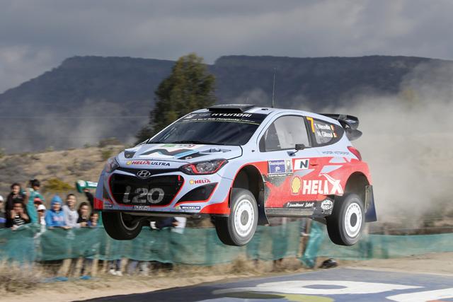 WRCメキシコ:オジエ、ラトバラが盤石の走り(2)