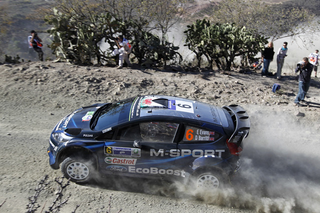 WRCメキシコ:オジエ、ラトバラが盤石の走り(3)