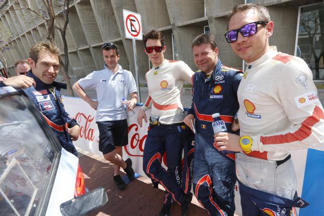 WRCメキシコ:オジエ、ラトバラが盤石の走り(4)