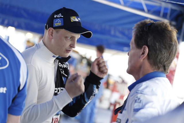 WRCメキシコ:デイ3「この暑さは疲れがたまる」(3)