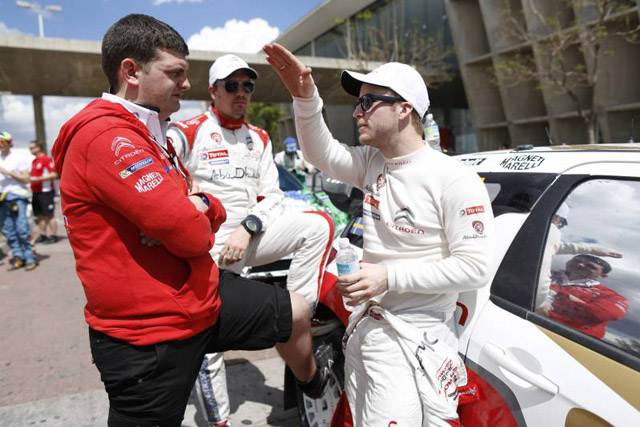 WRCメキシコ:デイ4「メキシコは最高の国」(4)