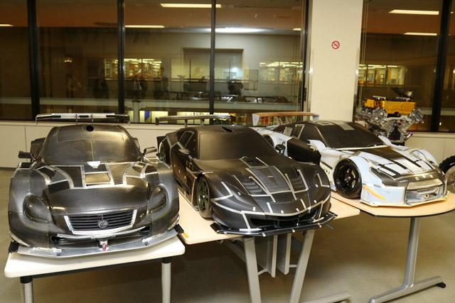 09規定GT車両の開発の裏側は? シンポジウム開催(2)