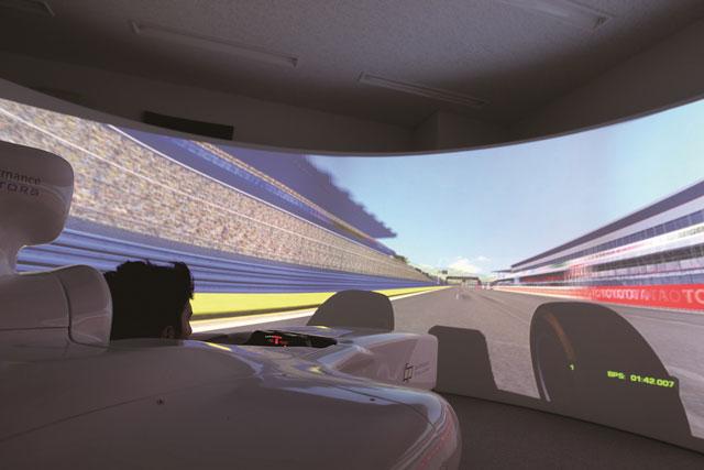 F1開幕記念。TVCでメルボルン体験キャンペーン(1)