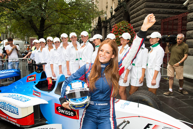 2014 F1開幕戦オーストラリアGP
