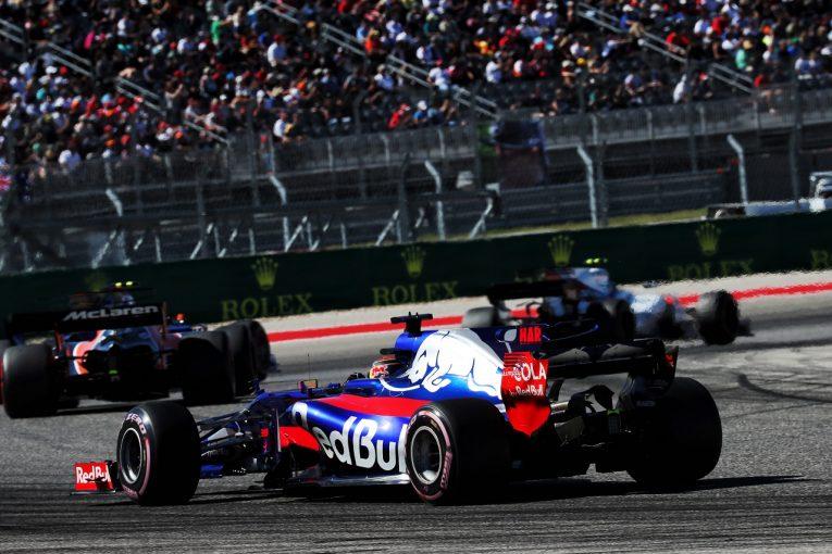 F1   トロロッソF1、ホンダとの初シーズンに向け「ランキング4位も可能」と自信