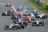 F1 | フジテレビ、「2014 F1グランプリ Vol.1」を放送