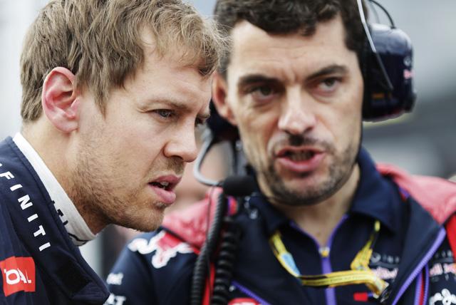 2014 F1開幕戦オーストラリアGP決勝