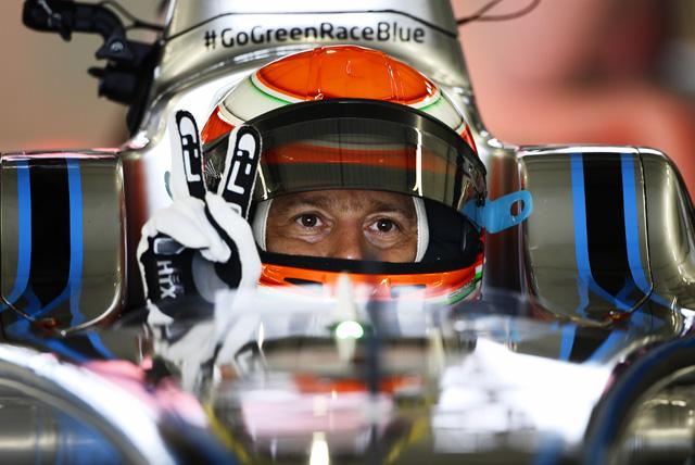 トゥルーリがフォーミュラEをテスト「F1思い出す」(2)