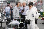 F1 | バトン「デニスが戻って皆の気持ちが引き締まった」