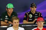 F1 | 可夢偉、F1記者会見に登場「今年のF1は楽しい!」