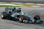 F1 | ハミルトンが首位発進。可夢偉はまたトラブル