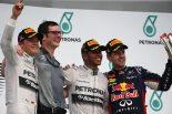 F1 | マレーシアGP、決勝トップ10ドライバーコメント