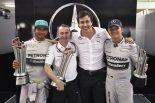 F1 | F1マレーシアGP終了時、ポイントランキング