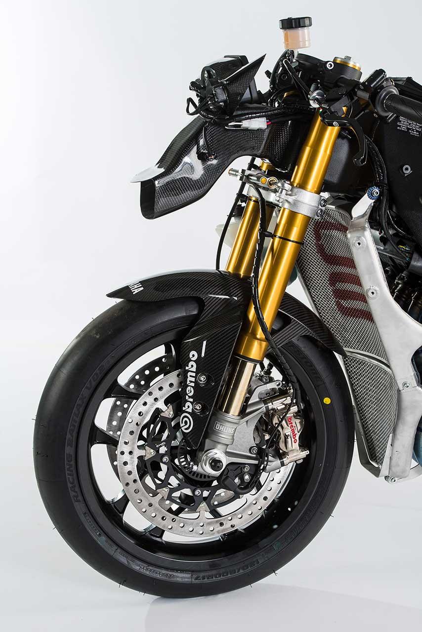 ヤマハYZF-R1、YZF-R6のサーキット専用パーツが発売。2018年4月から