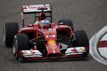 F1   「ソフトは約20周、ミディアムは約25周が可能」