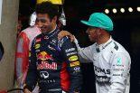 F1 | 【今宮純】ハミルトンとリカルド、走りの共通点