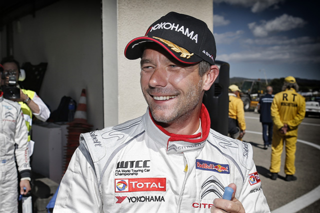 2014年WTCC第2戦ポールリカール