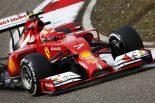 F1 | 【GP直送】どうしたライコネン? 不振の原因