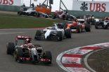 F1   「ロータスはルノー勢2番手、マクラーレンより上」