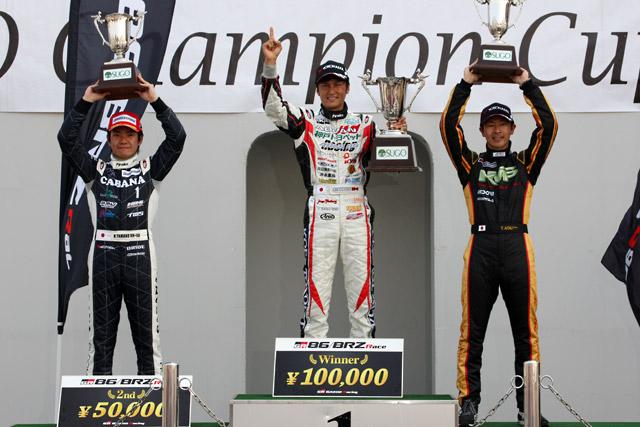86/BRZ RACE第2戦:谷口信輝がついに初優勝(5)