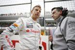 F1   マクラーレン、バトンのスペインGP欠場の噂を一蹴