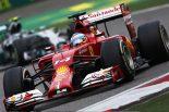 F1   アロンソ「フェラーリF14 Tには多数の問題点」