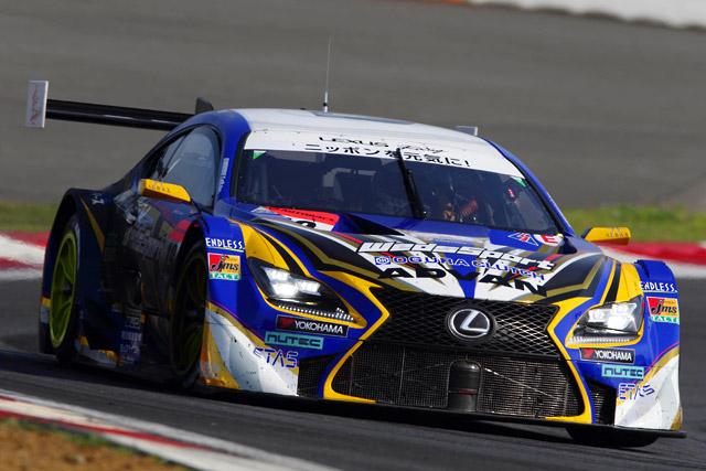 レクサスRC F、ホーム富士で2〜3位表彰台獲得(5)