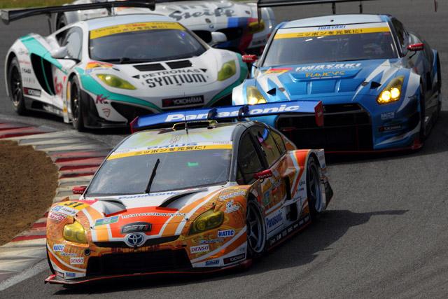 レクサスRC F、ホーム富士で2〜3位表彰台獲得(7)