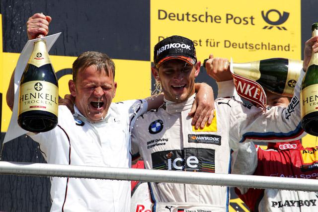 DTMの開幕勝者はウィットマン。M4デビューウイン(1)