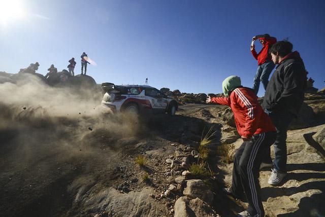 WRCアルゼンチン:日本時間のアイテナリー(1)
