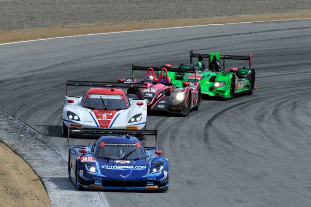 USCC第4戦:ESMの2号車が優勝。LMP2勢が初勝利