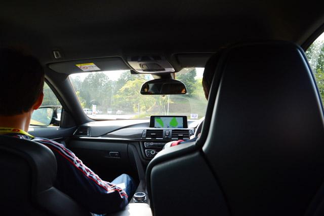 富士スピードウェイで、BMW M4に乗ってみた(3)