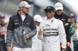 F1 | バトン「ハミルトンに心理ゲームは通用しない」