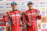 スーパーGT   松田次生「レースでもしっかりと結果を残したい」