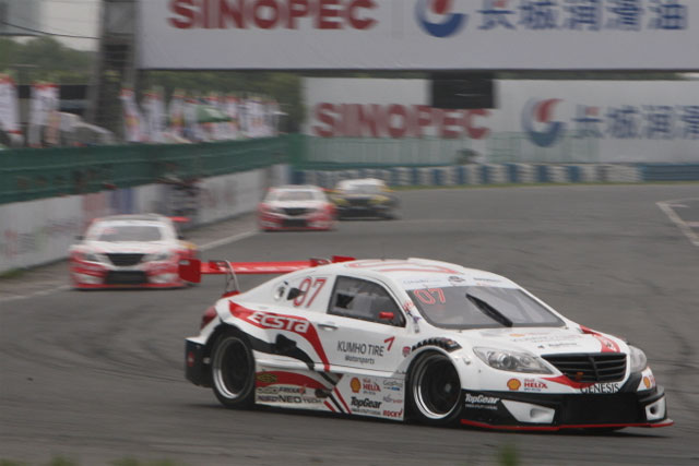 韓国スーパーレースが8月にオートポリスで開催(2)